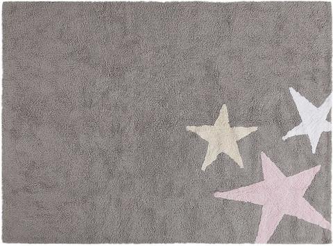 Ковер Lorena Canals Three Stars Grey-Pink (120 х 160)