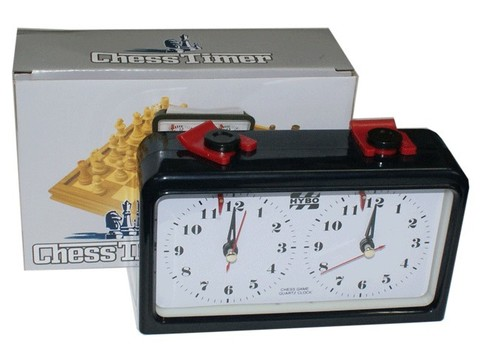 Часы шахматные кварцевые: 9004