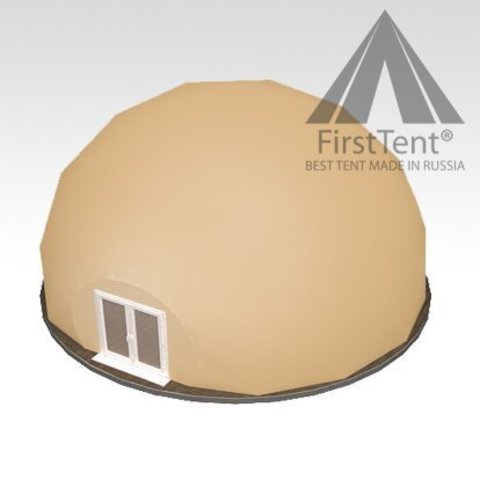 Сферический шатер D24