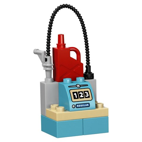 LEGO Duplo: Тачки: Кафе Фло 10846 — Cars Flo's Café — Лего Дупло