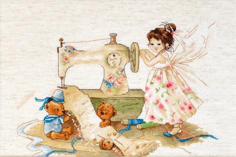 Набор для вышивания Luca-S