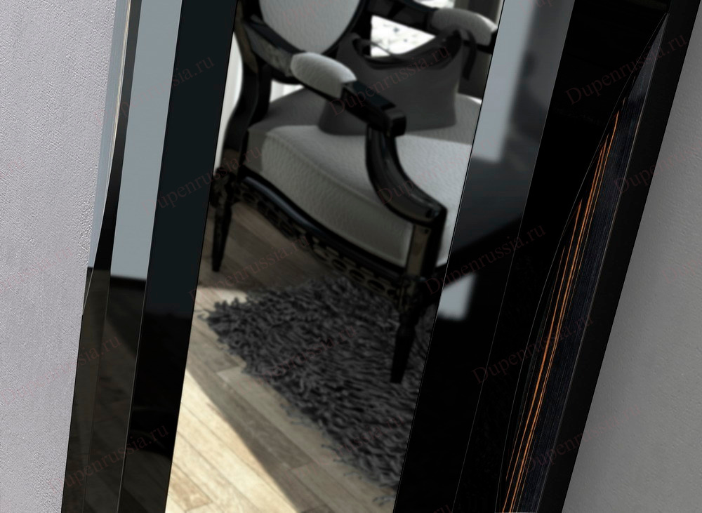 Зеркало FENICIA 5103 MARBELLA черный