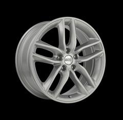 Диск колесный BBS SX 7.5x17 5x114.3 ET42 CB82.0 brilliant silver