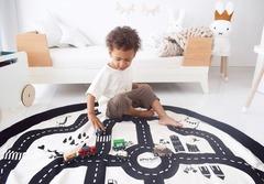 Коврик-мешок для игрушек (2 в 1) Play&Go Print ДОРОЖНАЯ КАРТА 79972 5