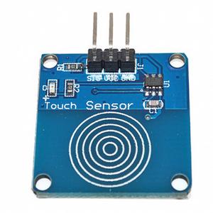 Емкостной сенсорный выключатель (TTP223B)