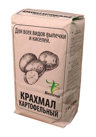Крахмал Картофельный, 400 гр. (Вегана)