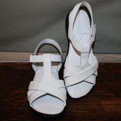 Модные сандали Evromoda 15 White.