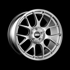Диск колесный BBS CH-R 9.5x19 5x112 ET45 CB82.0 brilliant silver