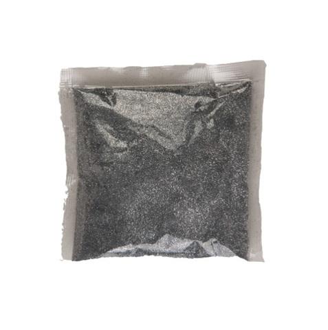 Блёстки в пакетике 80 г, цвет: серебро