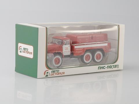 ZIL-131 PNS-110 (131) fire engine 1:43 AutoHistory