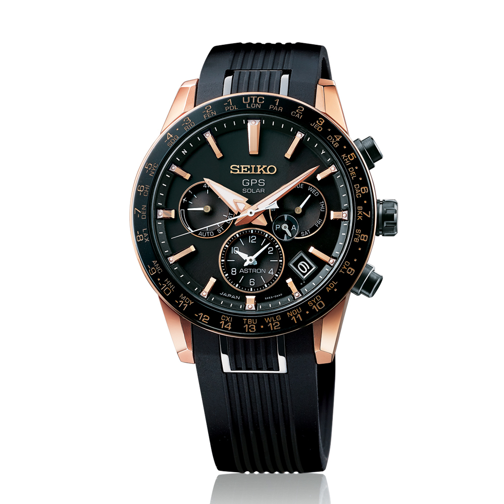 Наручные часы Seiko — Astron SSH006J1
