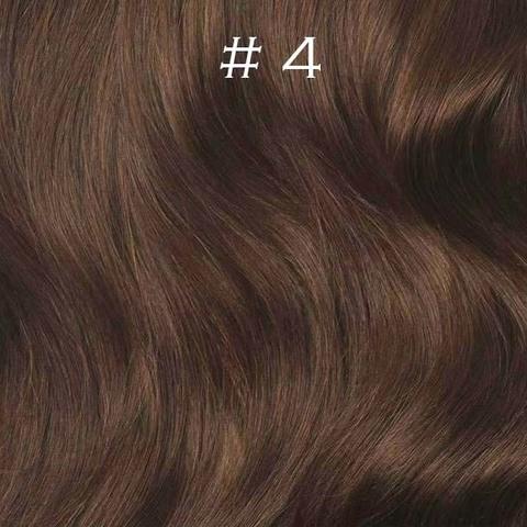 4 коричневый