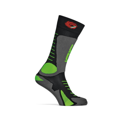Sidi Tony Socks Black Green