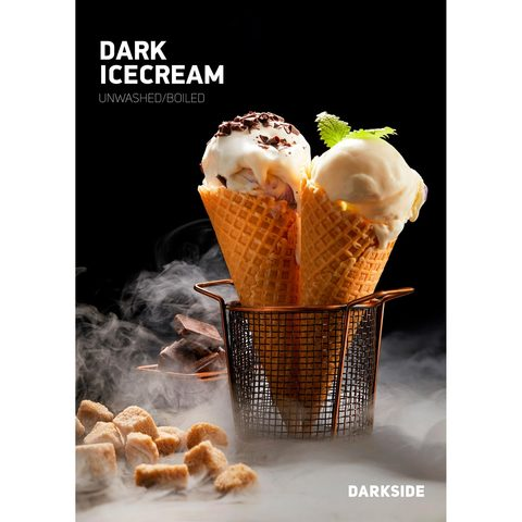 Табак для кальяна Dark Side Core Dark Icecream, магазин FOHM