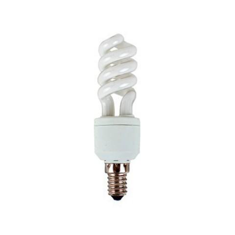 Лампа энергосберегающая КЛЛ-FSТ2-11 Вт-2700 К–Е14 (40х93 мм) TDM