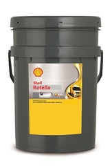 SHELL Rotella T6 5W40CJ4