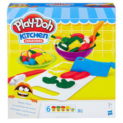 Play-Doh Kitchen Creations Shape Slice Playset