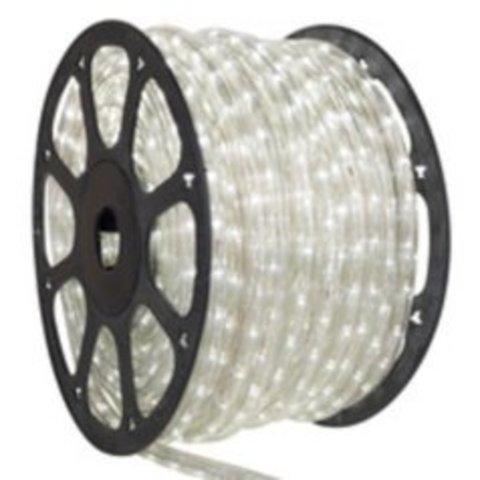 LED Дюралайт Delux белый 2WRL светодиодный шнур лэд