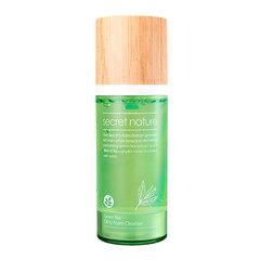 Secret Nature Green Tea Oil - Гидрофильное масло-пенка для умывания с экстрактом зелёного чая