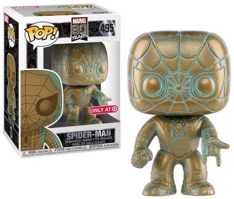 Marvel 80th Spider-Man Funko Pop! Vinyl Figure || Человек-Паук