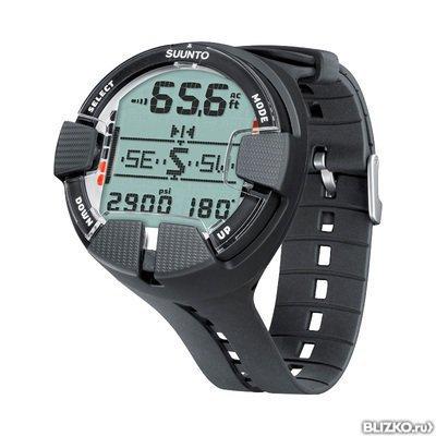 Наручные часы-компьютер Suunto с интерфейсом USB Vyper Air