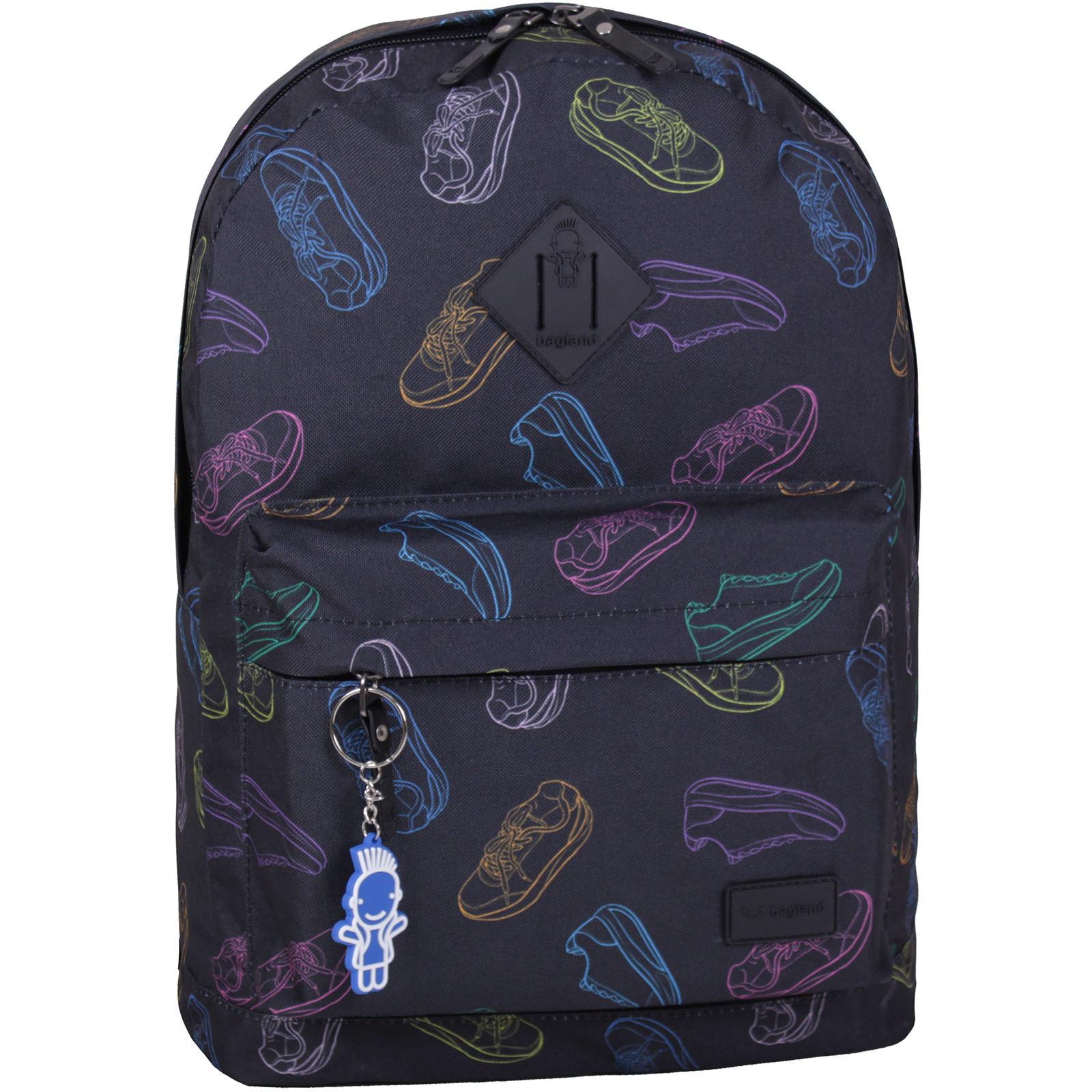 Городские рюкзаки Рюкзак Bagland Молодежный (дизайн) 17 л. сублімація 172 (00533664) IMG_2388.JPG