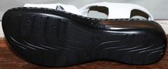 Стильные женские сандалии Evromoda 15 White.