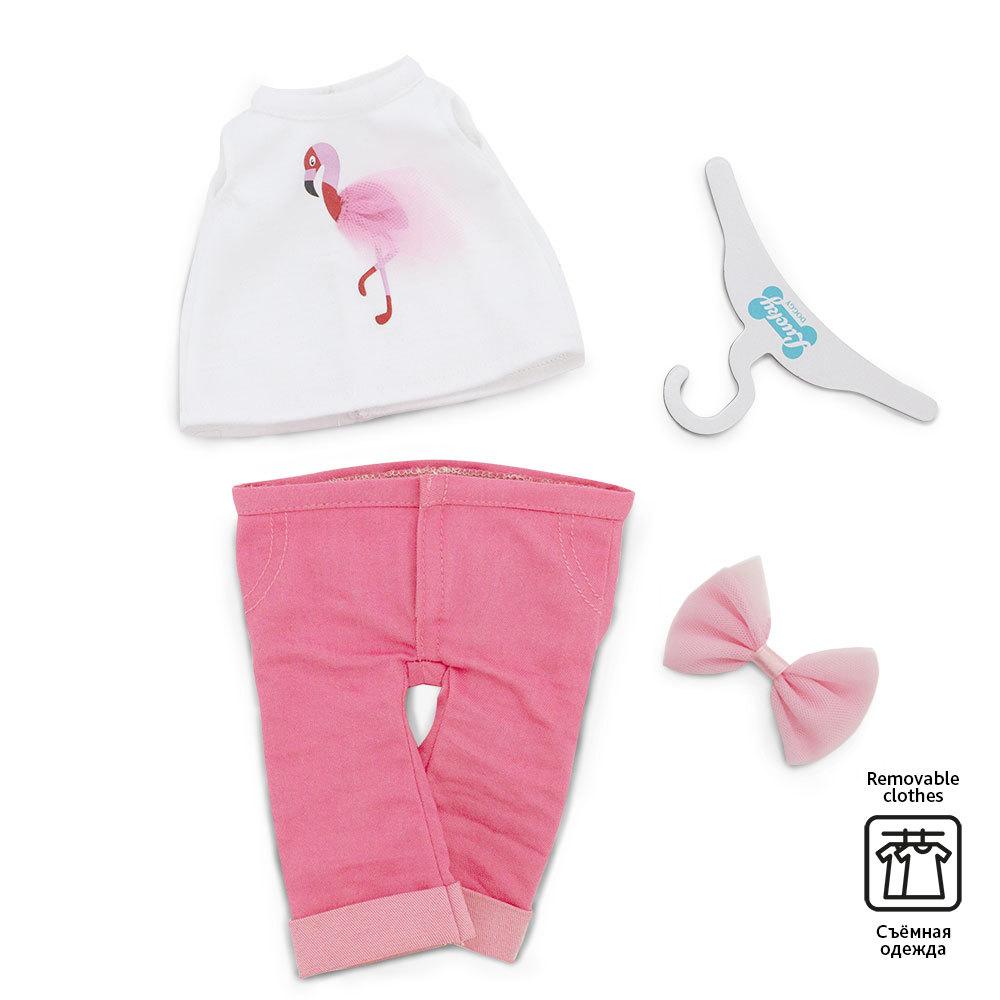 Собачка LUCKY MIMI Цвет настроения Фламинго (Orange Toys)