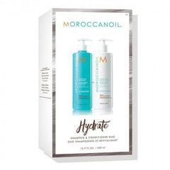 Moroccanoil Hydrating - Набор Увлажнение 500 мл