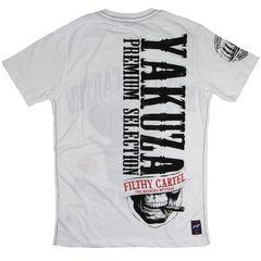 Футболка белая Yakuza Premium 2608