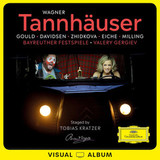 Glenn Gould, Lise Davidsen, Elena Zhidkova, Markus Eiche, Valery Gergiev / Richard Wagner: Tannhauser (DVD)