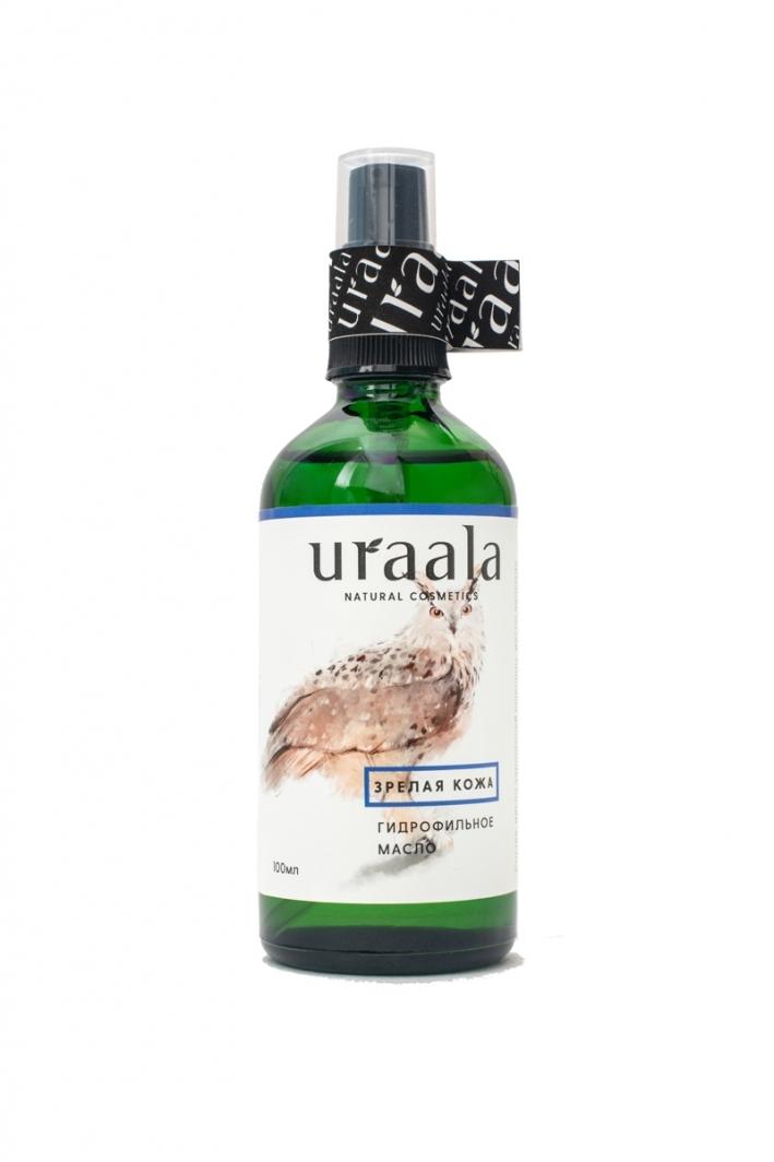 Гидрофильное масло для зрелой кожи Ura'ala, 100 мл