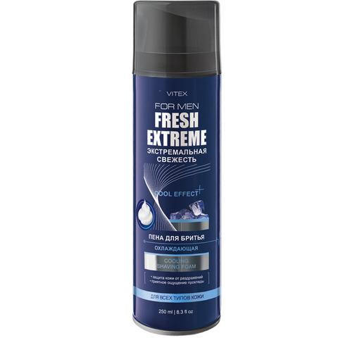 Витэкс Vitex For Men Fresh Extreme Пена для бритья Охлаждающая 250 мл