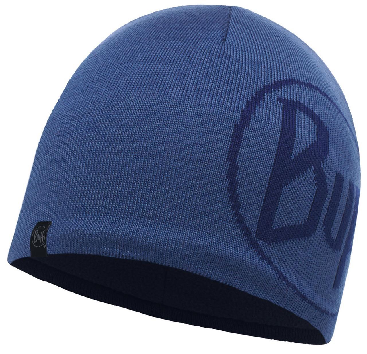 Шапки средней вязки Вязаная шапка с флисовой подкладкой Buff Lech Dusty Blue 113344.742.10.00.jpg