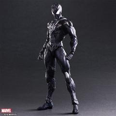 Марвел комикс фигурка Человек паук Черный симбиот