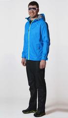 Ветрозащитный спортивный костюм Nordski Motion Blue/Black мужской