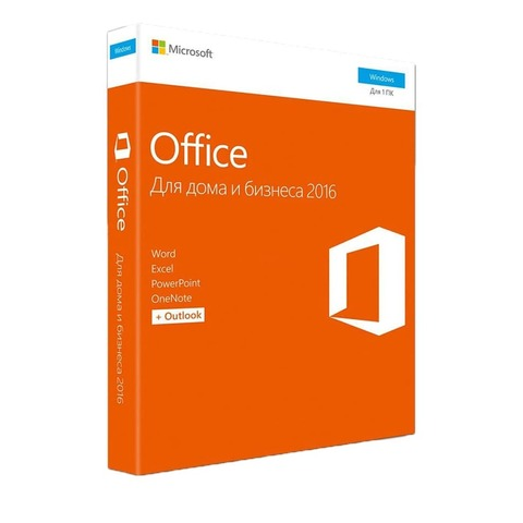 Microsoft Office 2016 Home and Business (x32/x64) All Lng ESD