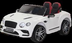 Детский электромобиль (2020) JE1155 (6V, экокожа, колесо EVA)