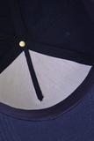 Бейсболка для вышивки темно-синяя фото 3