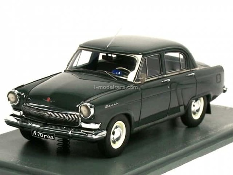 GAZ-21US Volga last copy from conveyor 15.07.1970 1:43 VVM / VMM