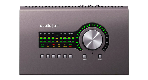 UNIVERSAL AUDIO Apollo X4 Аудиоинтерфейс