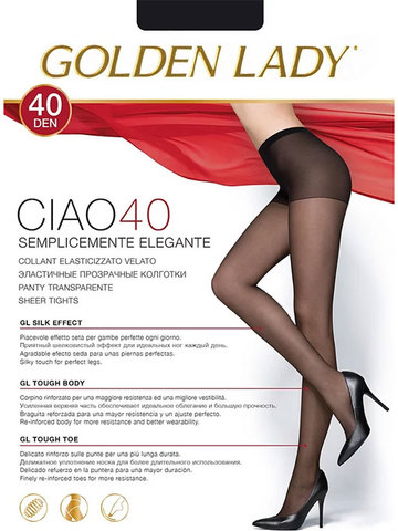 Колготки Ciao 40 Golden Lady