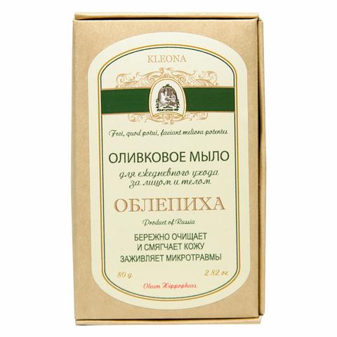 Мягкое облепиховое мыло, 85 гр