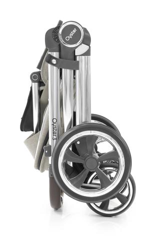 Прогулочная коляска Oyster 3 Pebble Mirror