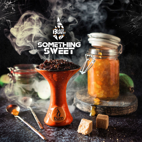 Табак Burn BLACK 20 г Something Sweet