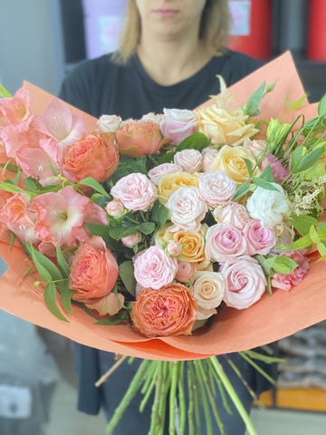 доставка цветов в Тбилиси