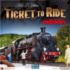 Ticket to Ride: Märklin Edition