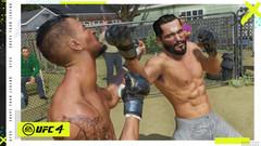 Xbox One UFC 4 (русские субтитры)