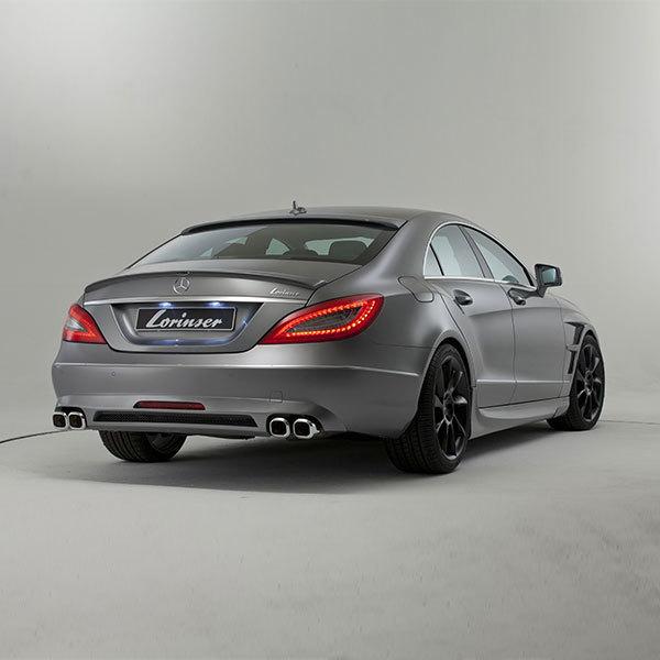 Обвес Lorinser для Mercedes CLS C218