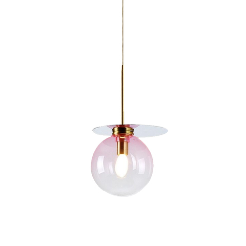 Подвесной светильник копия Ubma by Bomma (розовый)